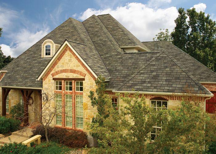 finished slate roof in Rhode Island