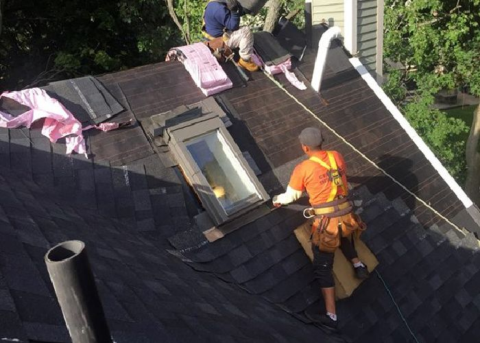 roof repair rhode island